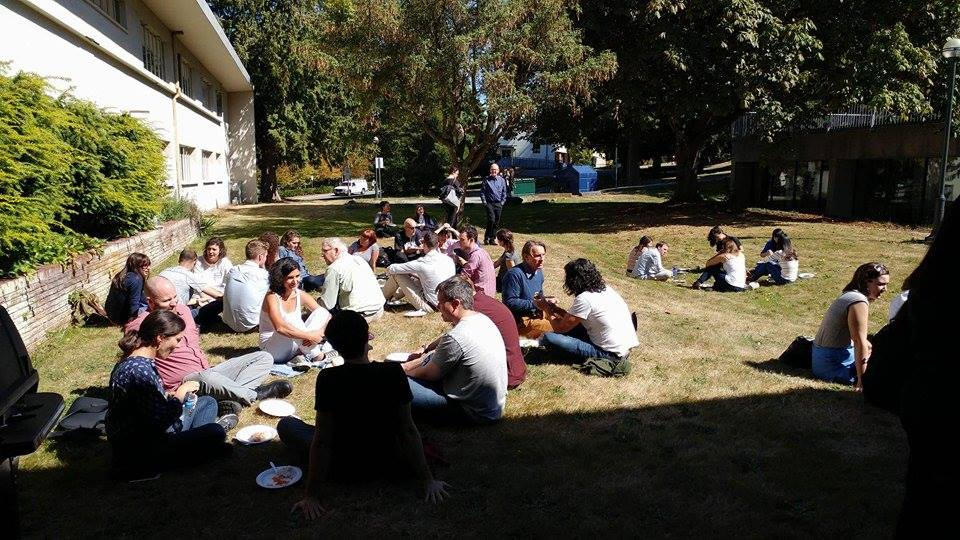 Imagine Day BBQ at ANSO